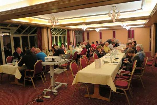 1 Kulturkreis Vellberg  Jahreshauptversammlung 2015  In der KRONE, Hessental