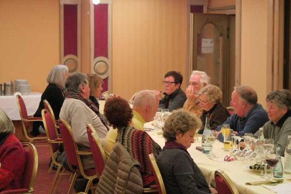 3 Kulturkreis Vellberg  Jahreshauptversammlung 2015  In der KRONE, Hessental