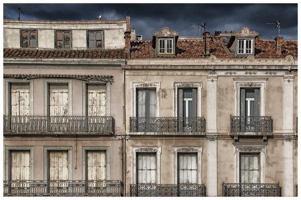 Häuser in Sète