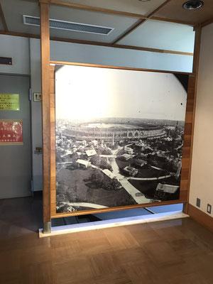 戸定邸 大型パネル(1500×1500)