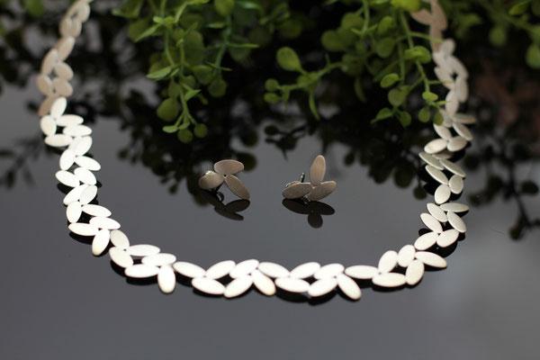 Halskette Kelim in 925 Silber 219,-€