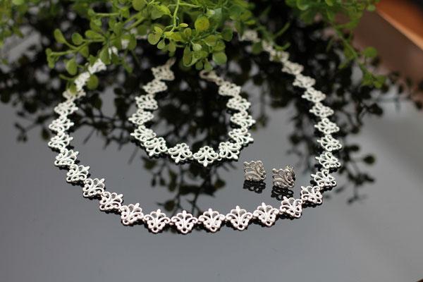 Halskette Kelim in 925 Silber 229,-€