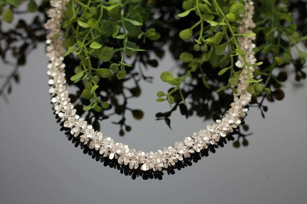 Halskette Kelim in 925 Silber 389,-€