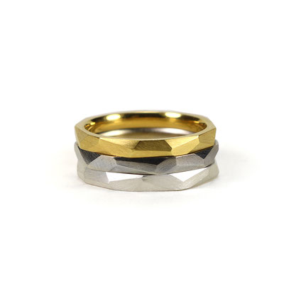 Lovestory stackable rings