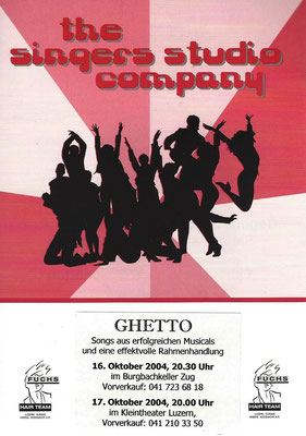 2004 MUSICAL - GHETTO