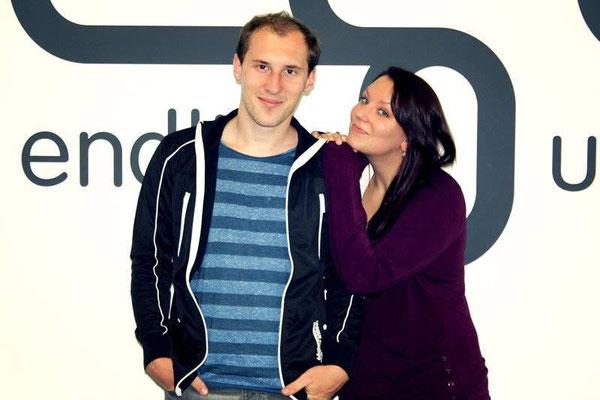 Dominik Kollmann & Susi Schmidbauer