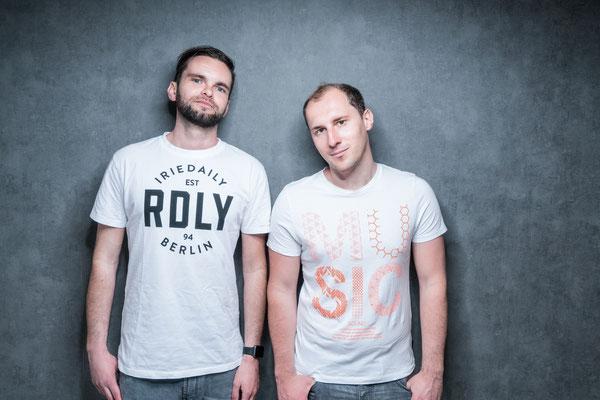 Dominik Kollmann & Philipp Frost
