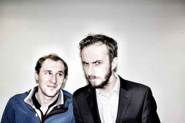 Dominik Kollmann & Jan Böhmermann