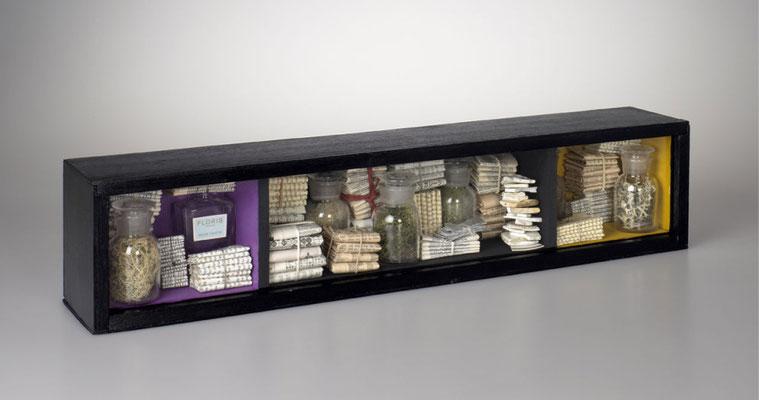 Montag 2004 - 60x15x12 cm