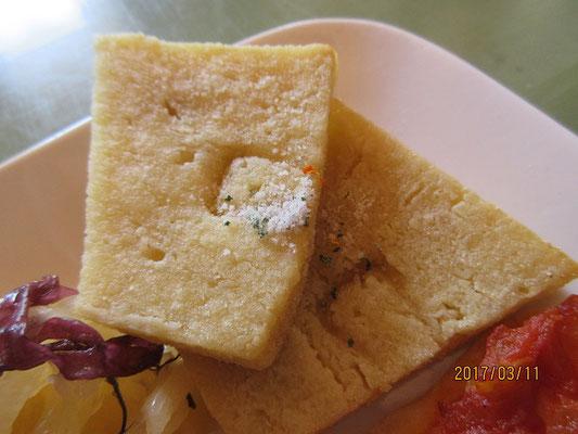 凍み豆腐のから揚げ*ハーブソルト味