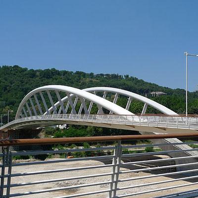 Handlauf Brückengeländer