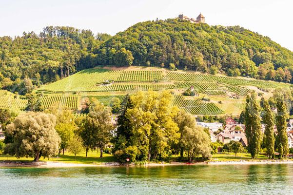 Stein am Rhein - Burg Hohenklingen
