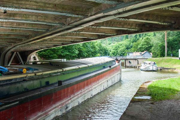 Kanal bei Lützelbourg