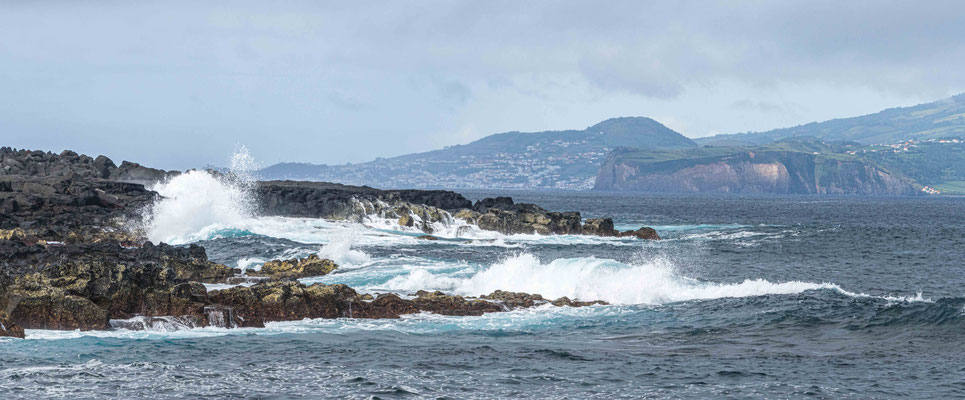 Nordwestküste bei Ponta Negra