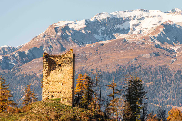 Ruine Alt Süns (Paspels)