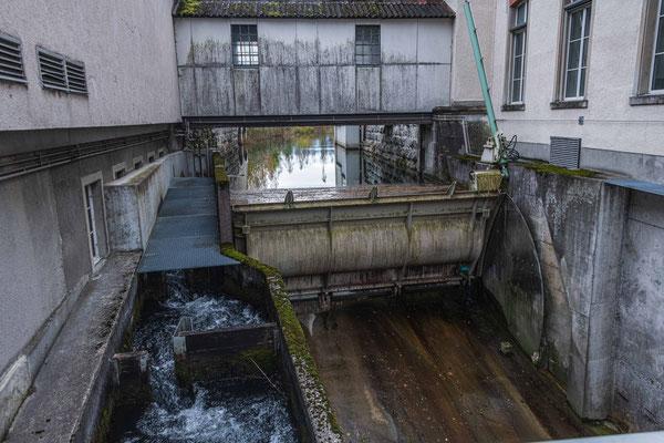 Ziegelbrücke, ehemaliges Fabrikareal Jenny