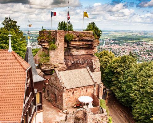 Burg Haut Barr (Saverne)