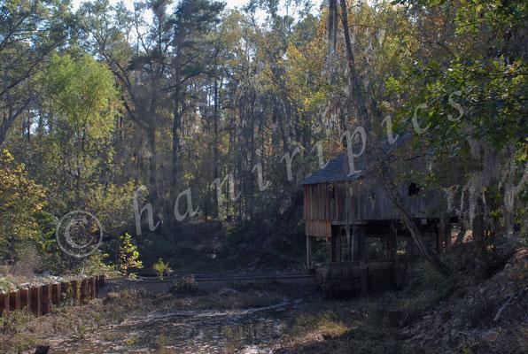 Die alte Mühle von Beatrice