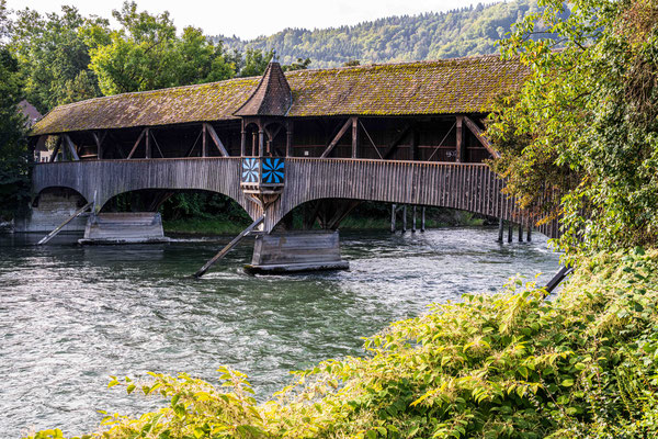 Turgi, alte Brücke