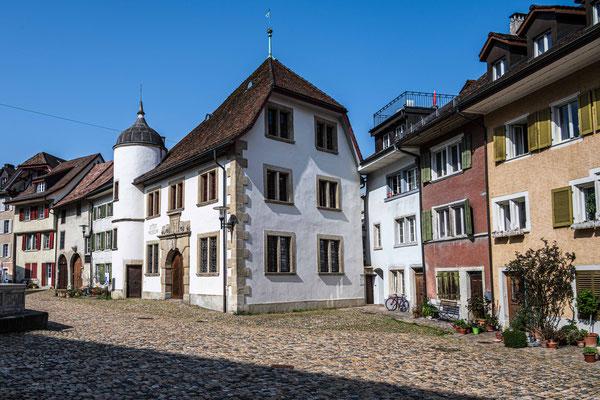 Brugg, Altes Zughaus