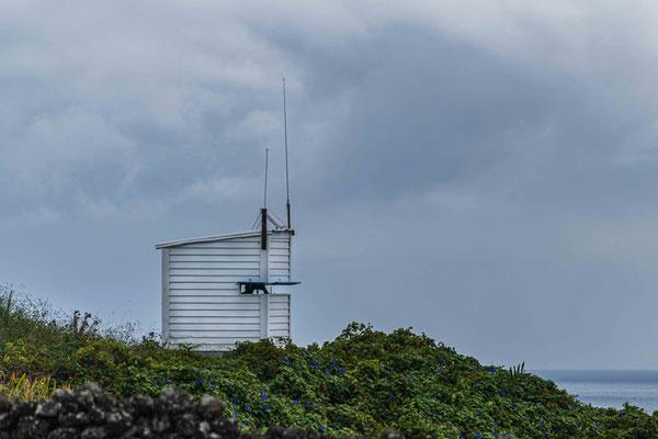 Walfängerausguck bei Calheta de Nesquim