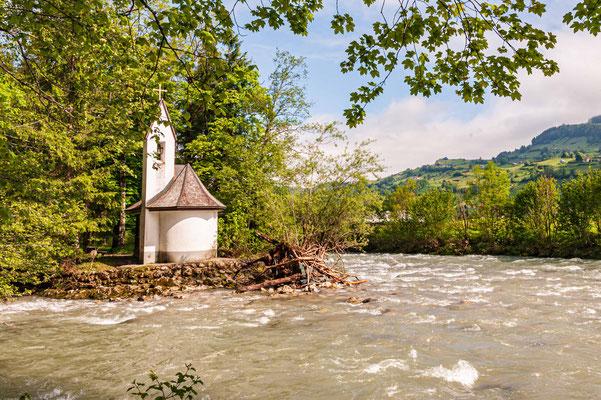 Inseli Kapelle Neu St. Johann