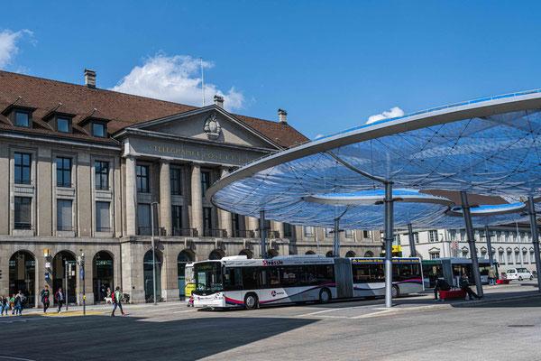 Aarau Bahnhofplatz