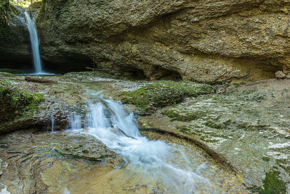 Wasserfall Hinterbleichen