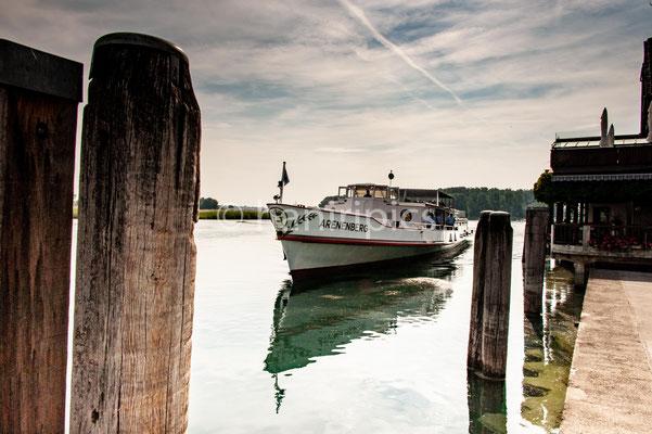 Schifflände Gottlieben