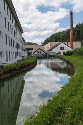 Kollbrunn, ehemalige Spinnerei Bühler