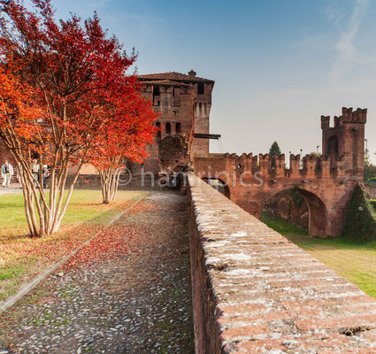 Rocca Sforzesca bei Soncino