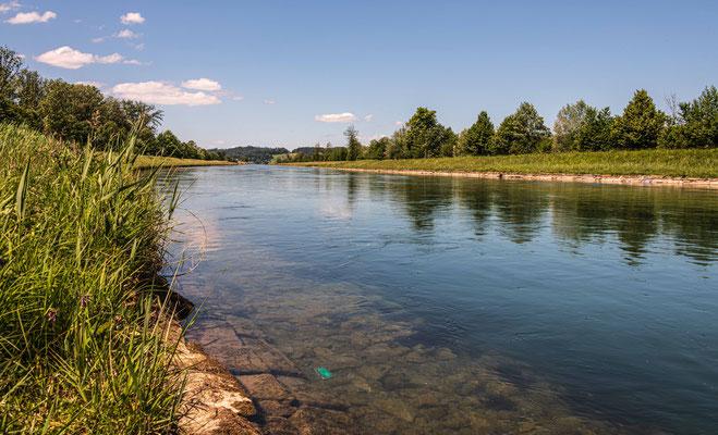 Linthkanal Grynau - Obersee