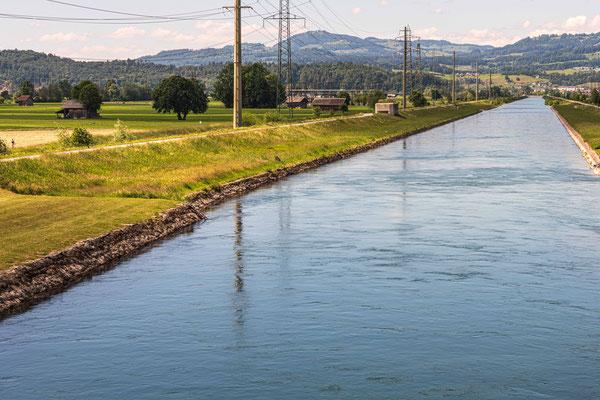 Linthkanal Giessen - Grynau