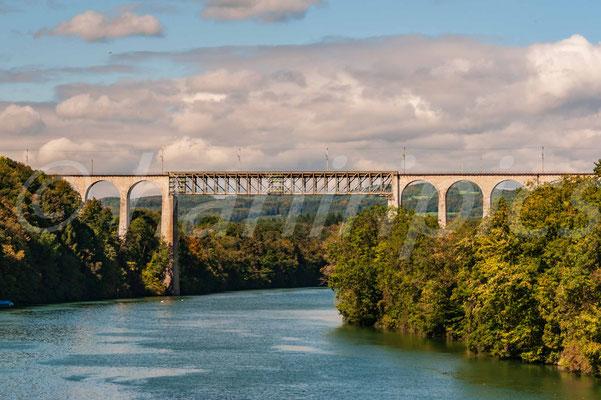 Eglisau - Eisenbahnbrücke
