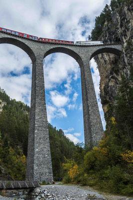 Eisenbahnviadukt Filisur