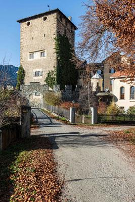 Schloss Rietberg (bei Pratval)