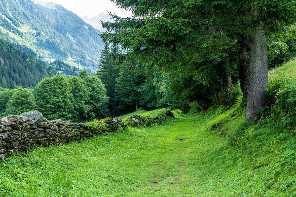 Wanderweg Fontana - Airolo