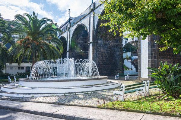 Bogenbrücke in Nordeste