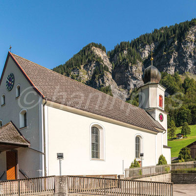 Weisstannen Dorf