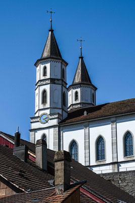 Aarburg, Reformierte Kirche