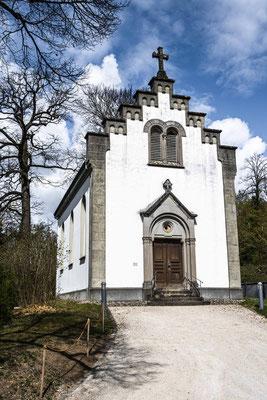 Schinznach Bad, Kurkapelle