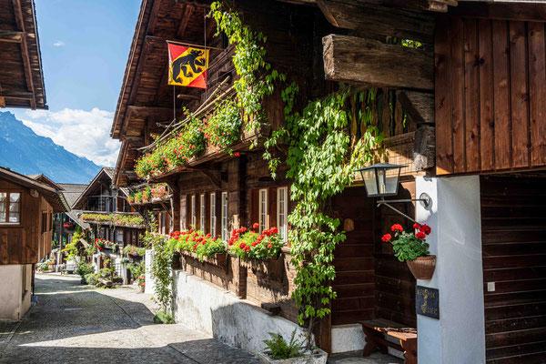 Brienz, alter Dorfteil