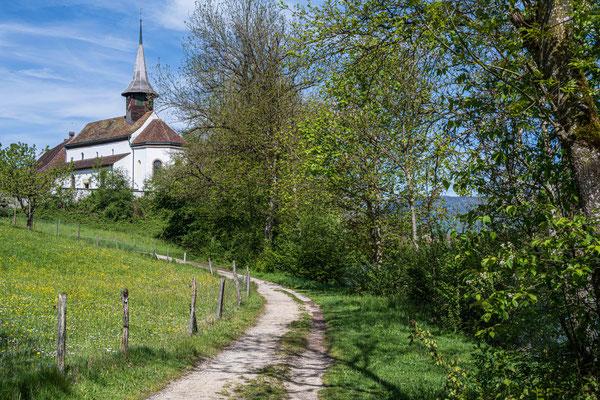 Kirche Wynau