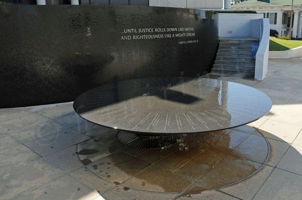 Civil Rights Memorial