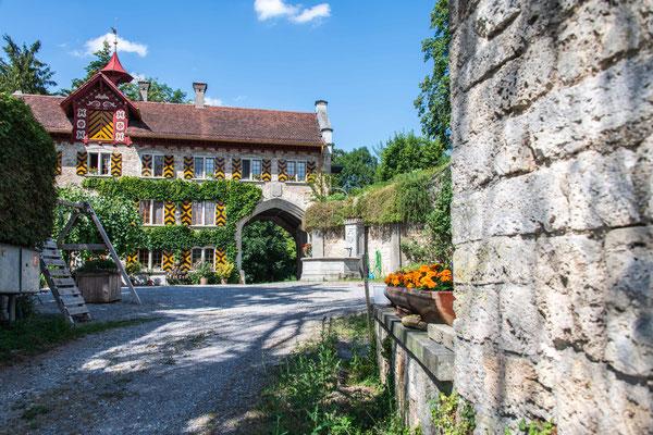 Schloss Teufen