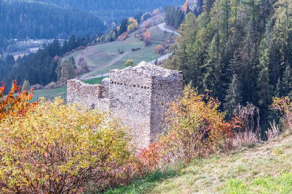 Ruina da Tschanüff (Ramosch)