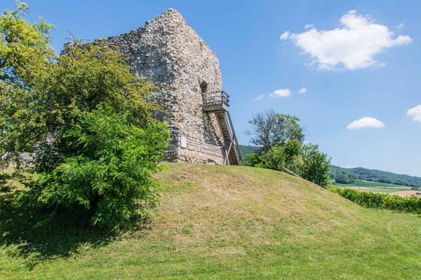 Freienstein, Burgruine