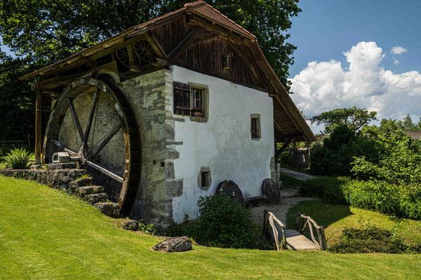 Büren an der Aare, Alte Mühle