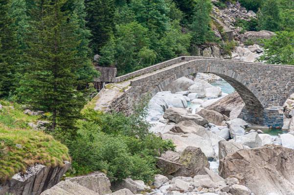 Häderlisbrücke ob Göschenen
