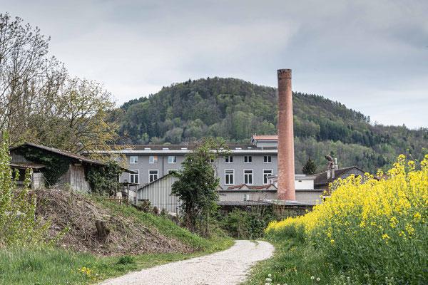 Limmatspitz, alte Indudstrie
